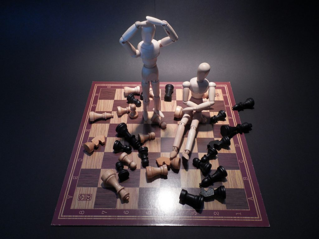board game challenge chess
